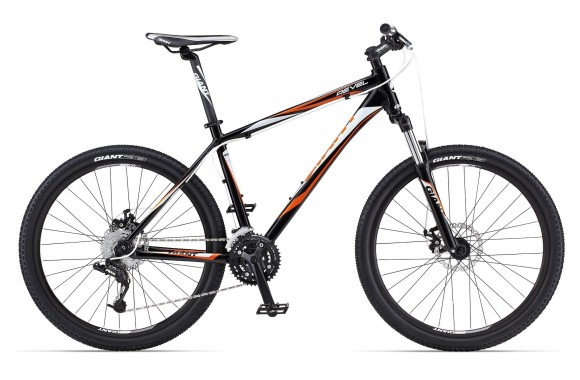 Горный велосипед Giant Revel 1 Disc Mechanical (2013)