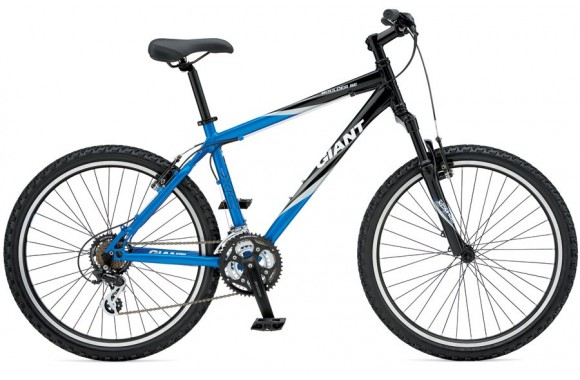 Горный велосипед Giant Boulder SE (2009)