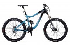 Двухподвесный велосипед Giant Reign X 1 (2012)