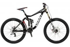 Двухподвесный велосипед Giant Glory 1 (2010)