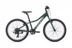Giant XTC Jr 24 Lite (2021) зеленый Один размер