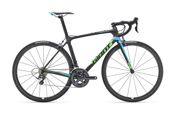 Велосипед Giant TCR Advanced Pro 1 (2016)