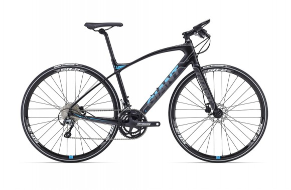 Шоссейный велосипед Giant FastRoad CoMax 2 (2016)