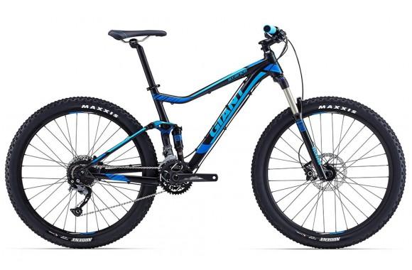Двухподвесный велосипед Giant Stance 27.5 2 (2015)