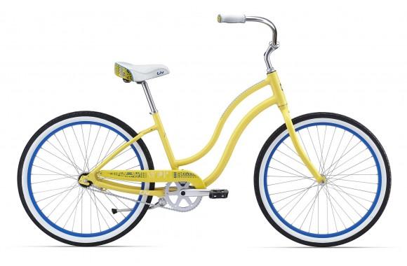Велосипед Giant Simple Single W (2016)