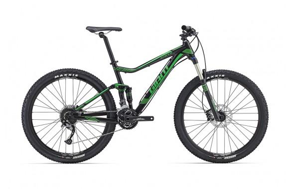 Двухподвесный велосипед Giant Stance 27.5 2 (2016)