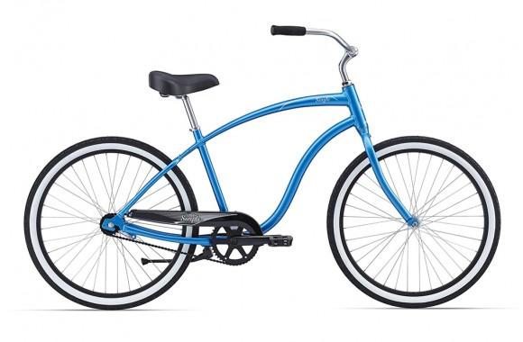 Комфортный велосипед  велосипед Giant Simple Single (2016)