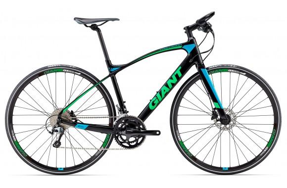 Велосипед Giant FastRoad CoMax 2