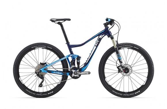 Велосипед Giant Lust 1 (2016)