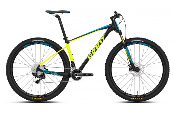Велосипед Giant Fathom 29er 1 LTD