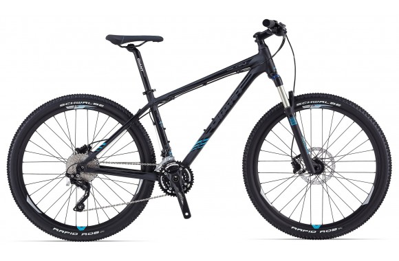 Велосипед Giant Talon 27.5 1 (2014)